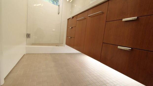 Features Mid Century Bathroom Remodel Modern