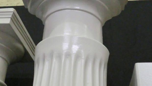 Fibreglass Columns Pillars