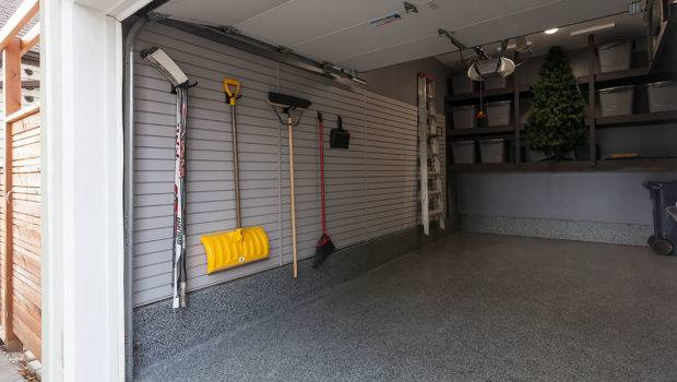 Find Out Why Jay Loves His One Car Garage Makeover