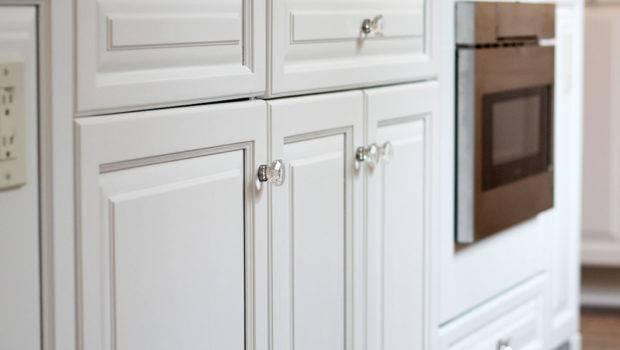 Fine Finish White Tinted Lacquer Cabinets Ideas Classic