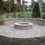 Fire Pit Seating Area Built Extra Always Nice