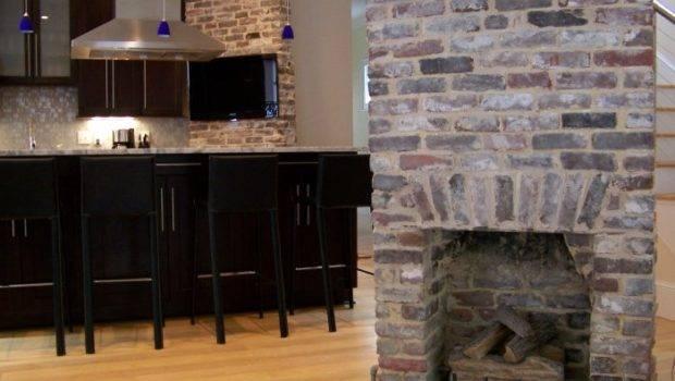 Firepits Fireplaces Distinctive Stone Brick Work
