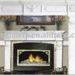 Fireplace Building Material Home Interior Decoration