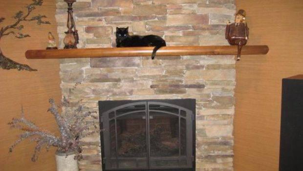 Fireplace Corner Stone Photos