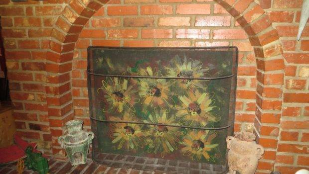 Fireplace Cover Colonial Fireplaces Pinterest