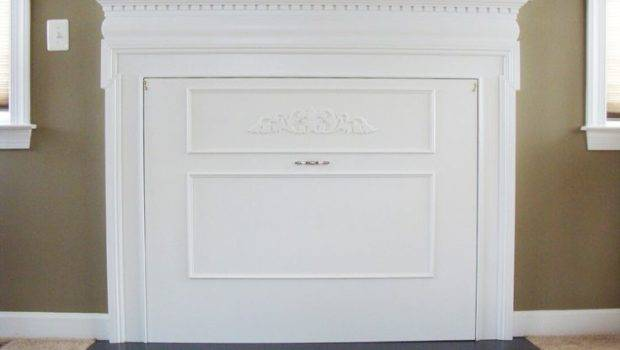 Fireplace Cover Ideas Insulated