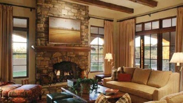Fireplace Design Houses Interior