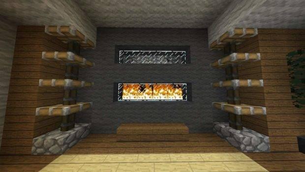 Fireplace Ideas Minecraft Building Inc