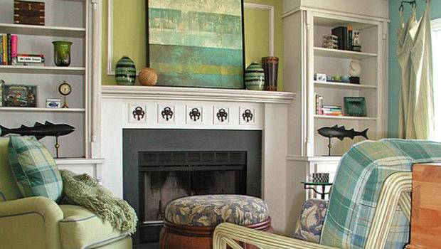 Fireplace Mantle Decorating Ideas Interior Design Architecture