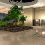 First Ferry Manazil Five Star Hotel Lobby Design