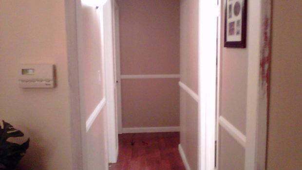 First Pic Below Shot Whole Hallway Second