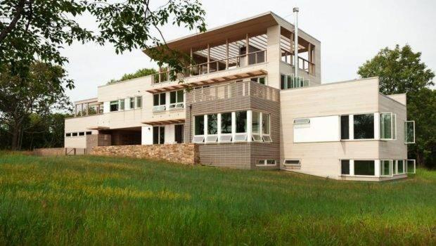 Fisher Island Pre Fab House
