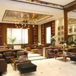 Five Star Hotel Lobby Design Modern Great Interior