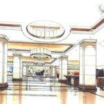 Five Star Hotel Lobby Interior Design House
