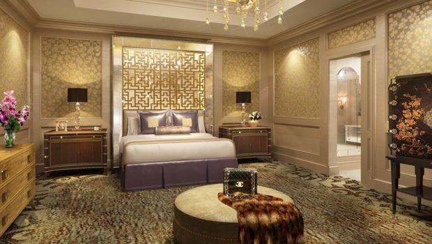 Five Star Hotel Public Toilet Interior Design