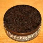 Flavors Copenhagen Pouches Come