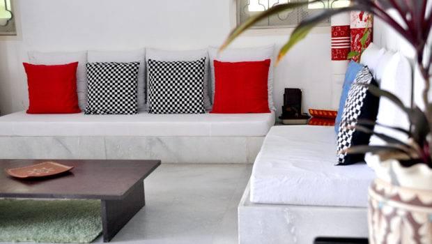 Floor Seating Living Room