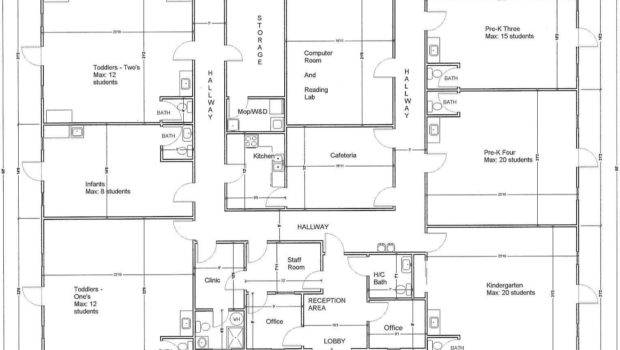 Flooring Daycare Floor Plan Preschool Plans
