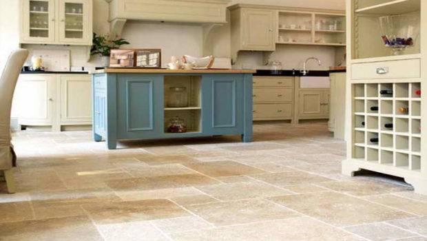 Flooring Kitchen Tile Floor Ideas Classic