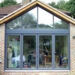 Folding Patio Doors Gable Window Installation Featured