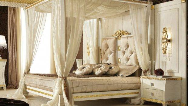 Four Poster Canopy Bed Design Ideas Bedroom