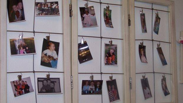 Frame Wall Collage Sizes Hang Frames Without Nails