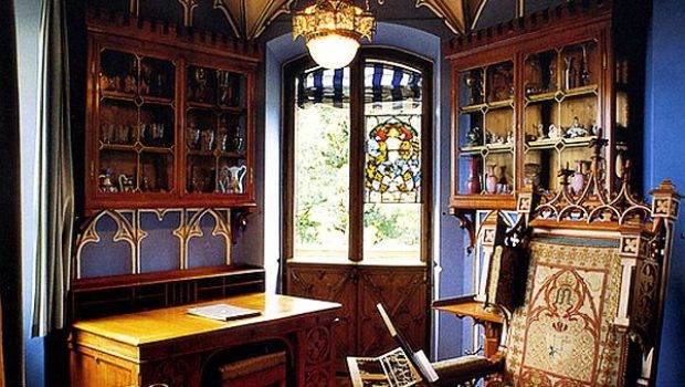 French Gothic Decorating Ideas