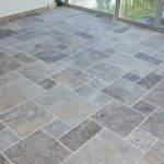French Pattern Travertine Marble Tumbled