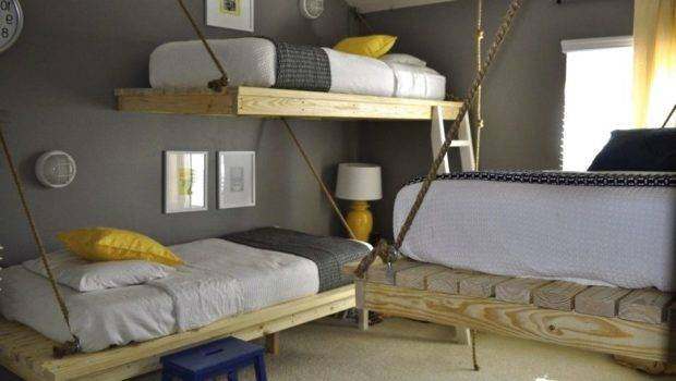 Fresh Ideas Small Bunk Beds Spaces