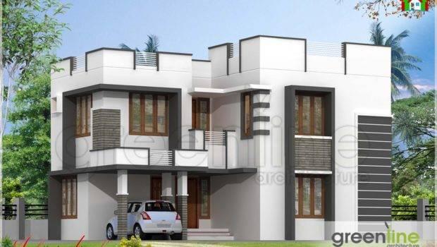 Fresh Kerala Simple House Plans Photos Design Home