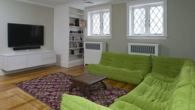 Fresh Type Colors Make Room Look Bigger