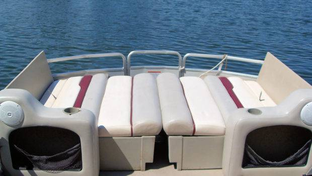 Front Bench Seats Slide Out Convert Into Comfortable Sun Pad