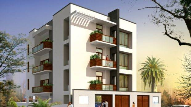 Front Elevation Designs Apartments Latest