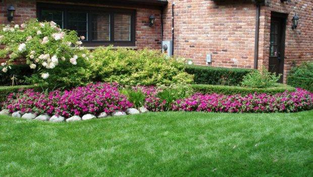 Front Yard Backyard Landscaping Ideas Designs Garden