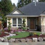 Front Yard Landscaping Architectural Design