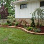 Front Yard Landscaping Hedges Ideas