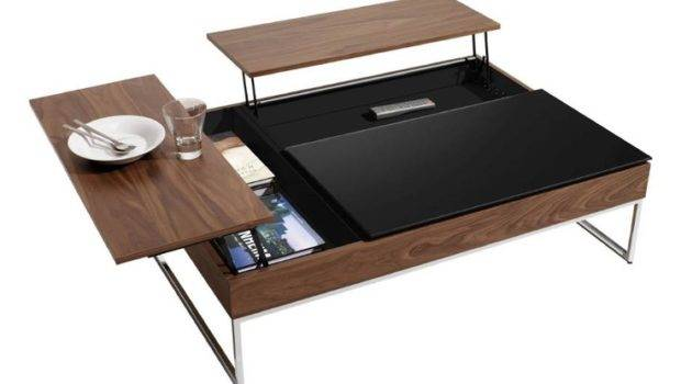 Functional Coffee Table Concept Basse Pinterest