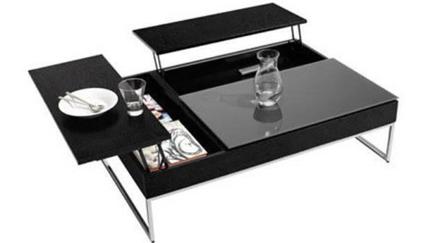 Functional Coffee Table Furniture Design Storage Boconcept