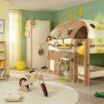Funny Play Beds Cool Kids Room Design Paidi Digsdigs