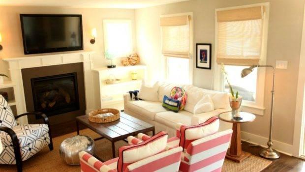 Furniture Arrangement Ideas Arranging Small Living Room