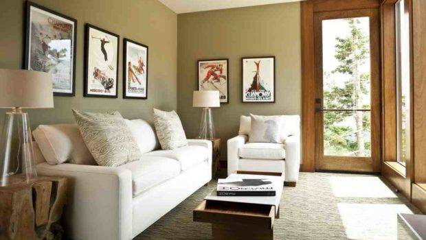 Furniture Arrangement Small Living Room Decor
