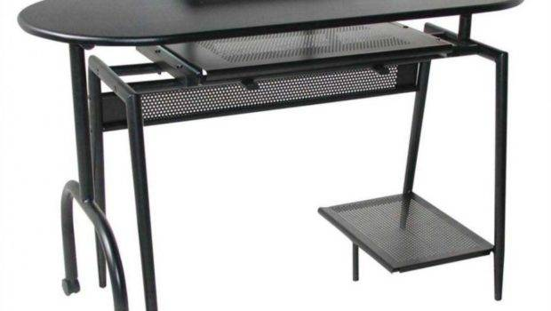 Furniture Awesome Modern Desks Small Spaces Teamne