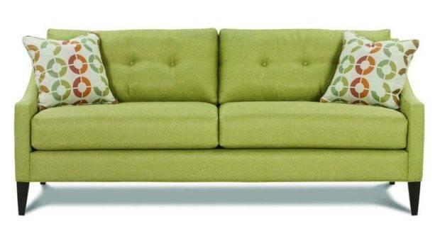 Furniture Cool Green Rowe Gibson Sofa Comfortable
