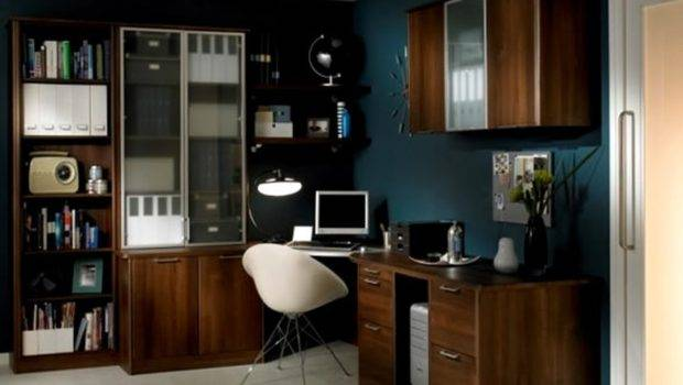 Furniture Cool Home Office Desk Design Ideas
