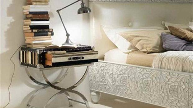 Furniture Nightstand Small Bedside Table Ideas