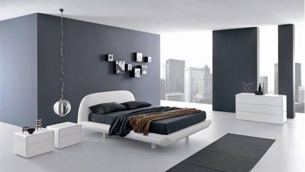 Furniture Sets High Tech Bedroom Designs Bed Table Led