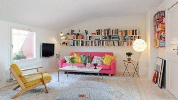 Furniture Small Apartment Tips Make Look