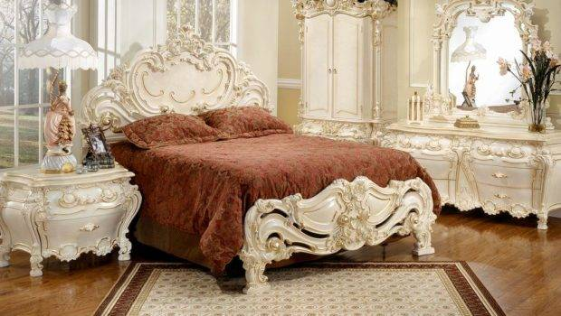 Furniturevictorian Victorian Bed Group
