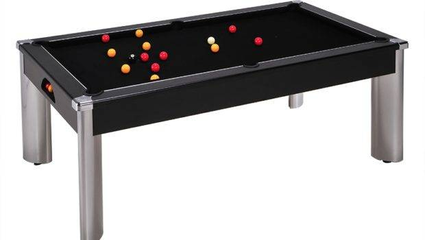 Fusion Pool Dining Table English Tables Amazon Leisure