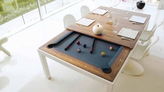 Fusion Pool Table Dining Aramith Triangle Stuff Too